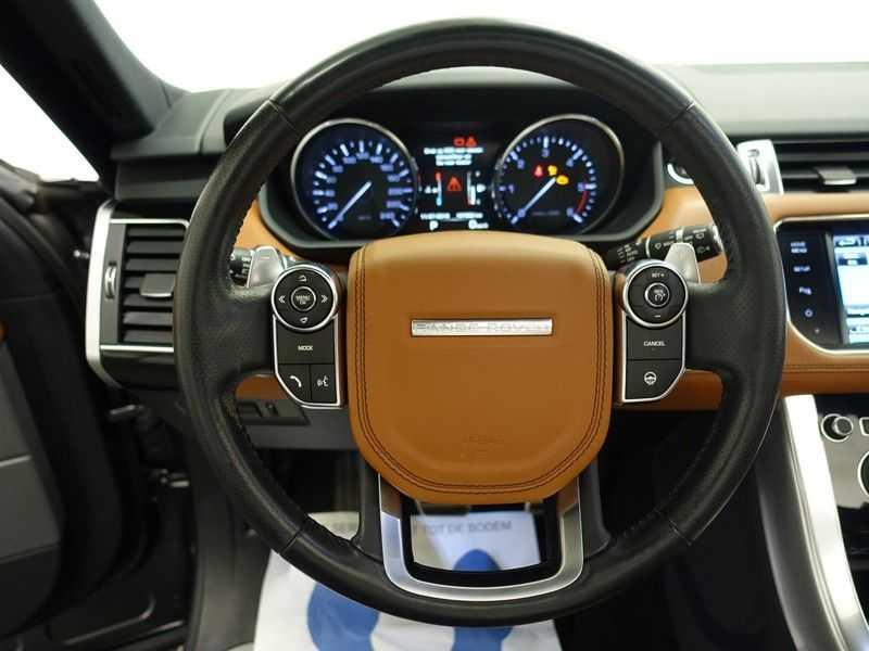 Land Rover Range Rover Sport 3.0 TDV6 259pk HSE Dynamic 7pers- Panoramadak, Leer, Softclose, Full afbeelding 9