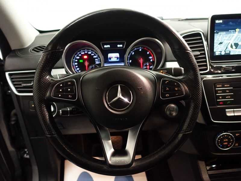 Mercedes-Benz GLE Coupé 350 d 4MATIC 259pk AMG Night Edition 9G- Leer, Navi, Camera, full afbeelding 11