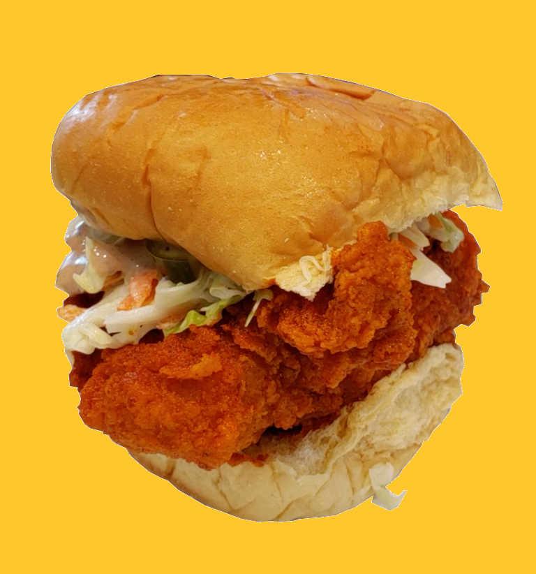 Hotboys Fried Chicken Sandwich
