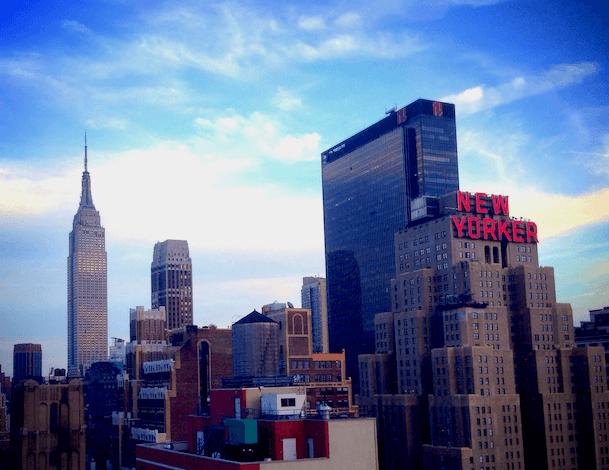 Photo of NYC taken by Salman Ansari