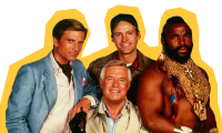 The A-Team cast