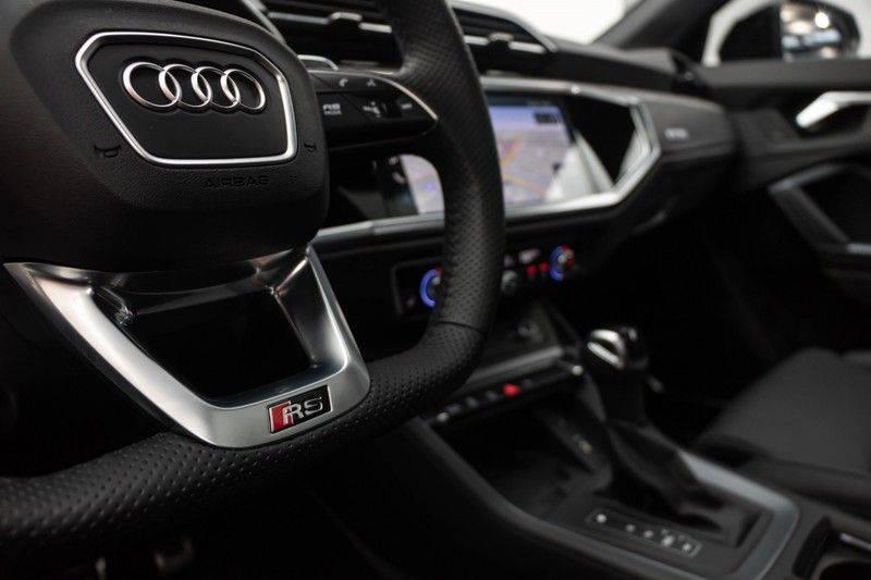 "Audi RSQ3 Sportback 2.5 TFSI 400pk Quattro Panoramadak BlackOptic B&O ValconaLeder+Memory Matrix Navi/MMI DriveSelect Keyless Trekhaak Camera 21"" Pdc afbeelding 19"