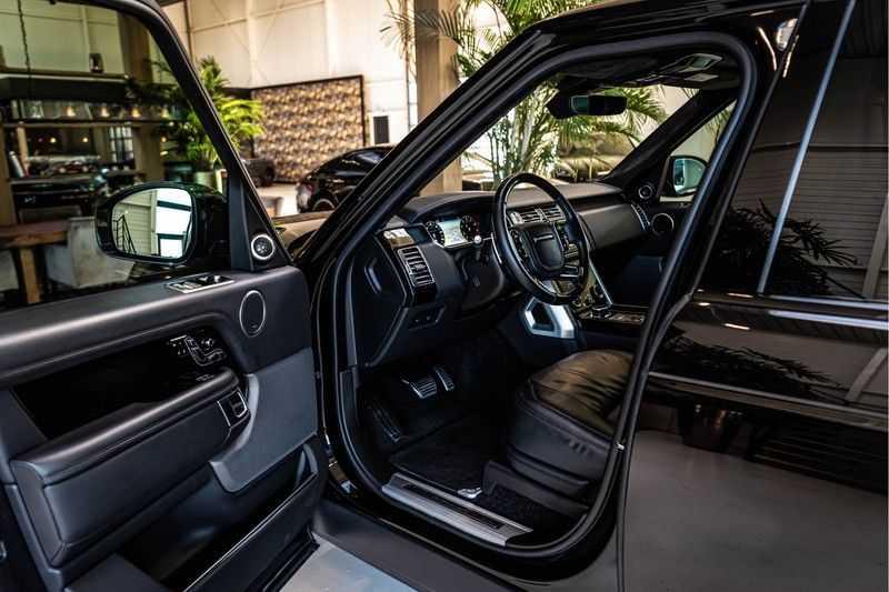 Land Rover Range Rover 5.0 V8 SC LWB Autobiography | Black Pack | Long Wheel Base | Massage | Panorama | Meridian Surround | Drive Pro Pack afbeelding 11