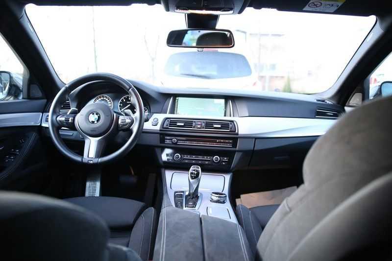 BMW 5 Serie M550D Facelift afbeelding 11