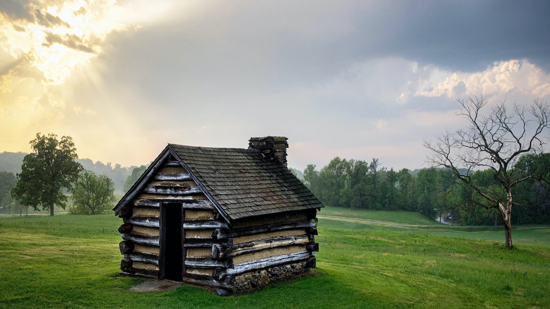Image courtesy of Valley Forge National Park