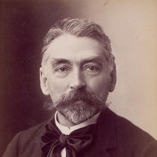 Photo of Stéphane Mallarmé