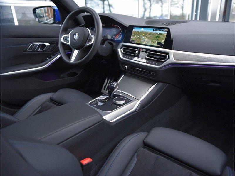 BMW 3 Serie 320d 190pk M-Performance Dak Laser HUD El-Memo Standk DA HiFi Keyless Live-Cockpit afbeelding 7