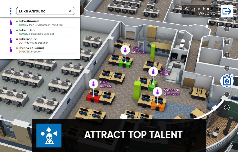 How Smart Workplaces Attract Top Talent