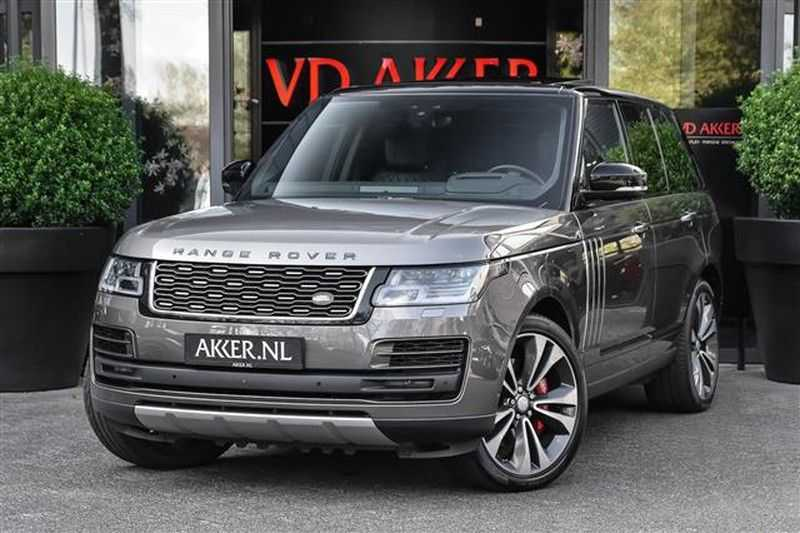 Land Rover Range Rover SVAUTOBIOGRAPHY DYNAMIC 565 PK NWPR.271K afbeelding 1