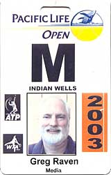 2003 Pacific Life Open