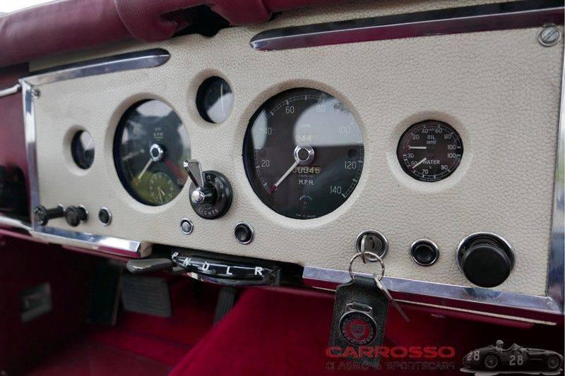 Jaguar XK 150 3.4 FHC Matching Numbers / Restored afbeelding 16