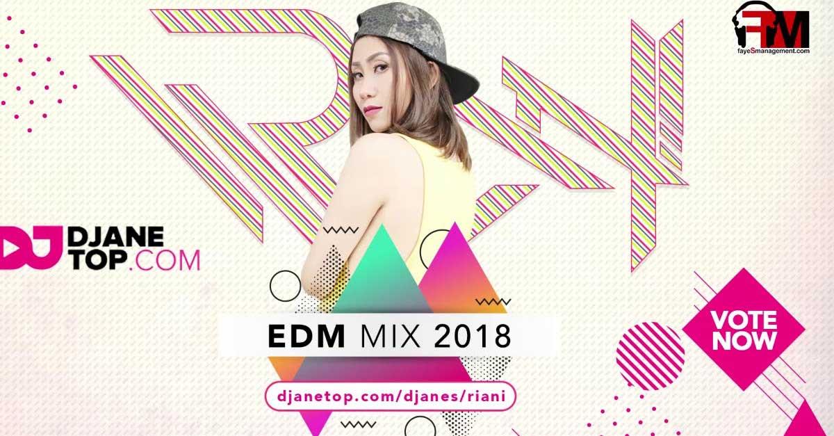 DJ Riani Entertainer Sejati Yang Sarat Popularitas