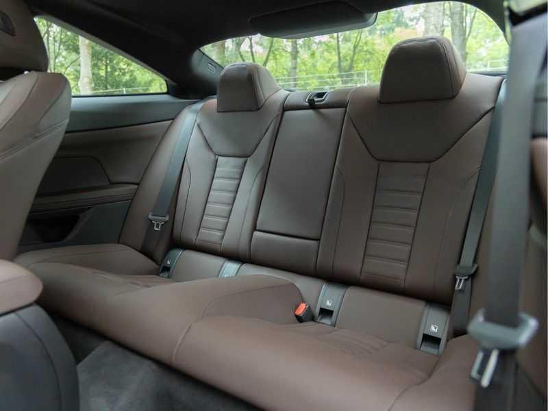 BMW 4 Serie Coupé 430i High Executive - Dak - Camera - Harman Kardon afbeelding 16