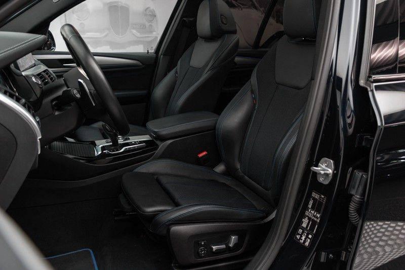 "BMW X3 M40i xDrive 340pk Panoramadak VirtualCockpit ShadowLine Sportleder+Memory Head-Up ACC Harman/Kardon AmbientLight Keyless 20"" 360Camera ParkAssist Pdc afbeelding 3"