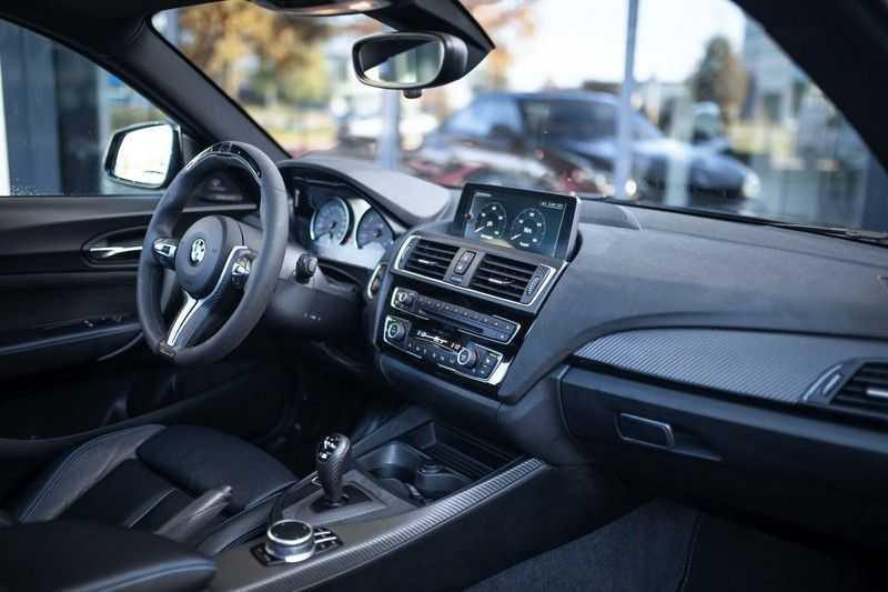 BMW M2 Coupé DCT *M-Performance uitlaat / LED stuur / H&K / Comp. velgen* afbeelding 6