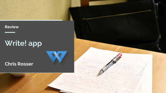 Write! app review