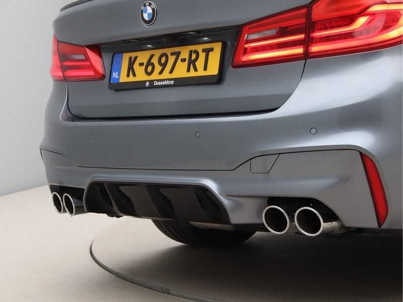 BMW M5 Sedan afbeelding 21