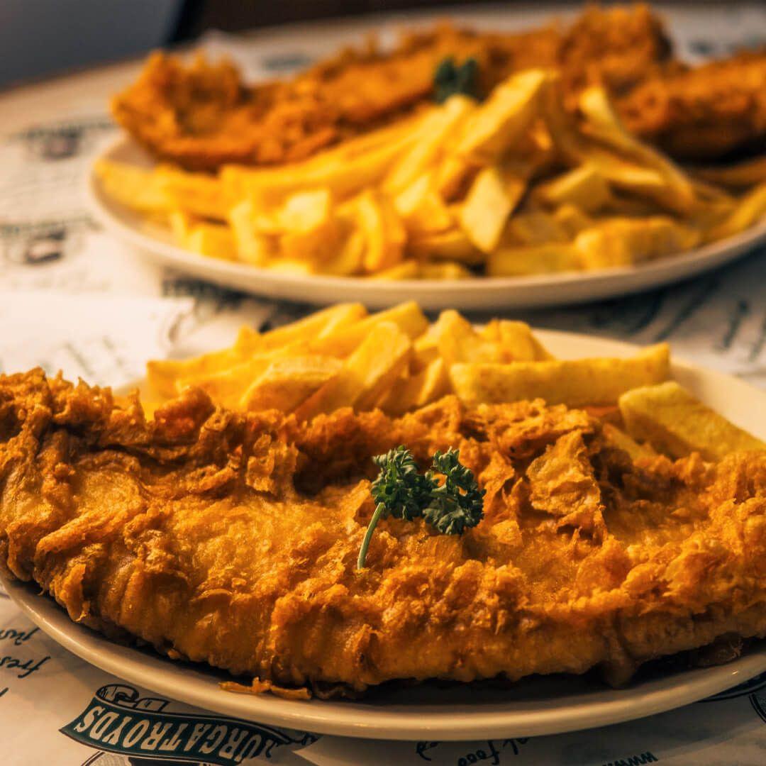 Murgatroyds fish and chips