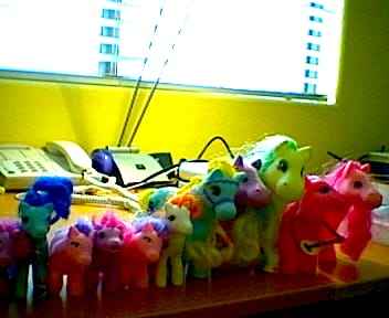 Pony Invasion
