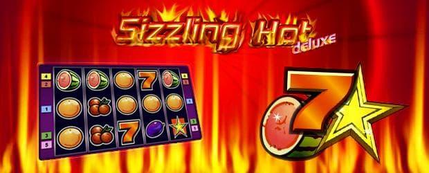 sizzling hot novoline slot banner