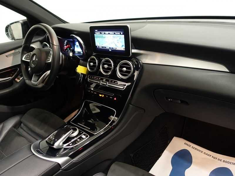 Mercedes-Benz GLC 250D 4MATIC 9G- AMG Night Edition, Pano, Rijassistentiepakket,Leer, Full afbeelding 7