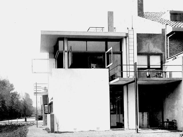 Het Rietveld Schröderhuis