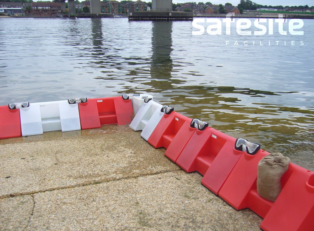 Flood defence barriers 500mm