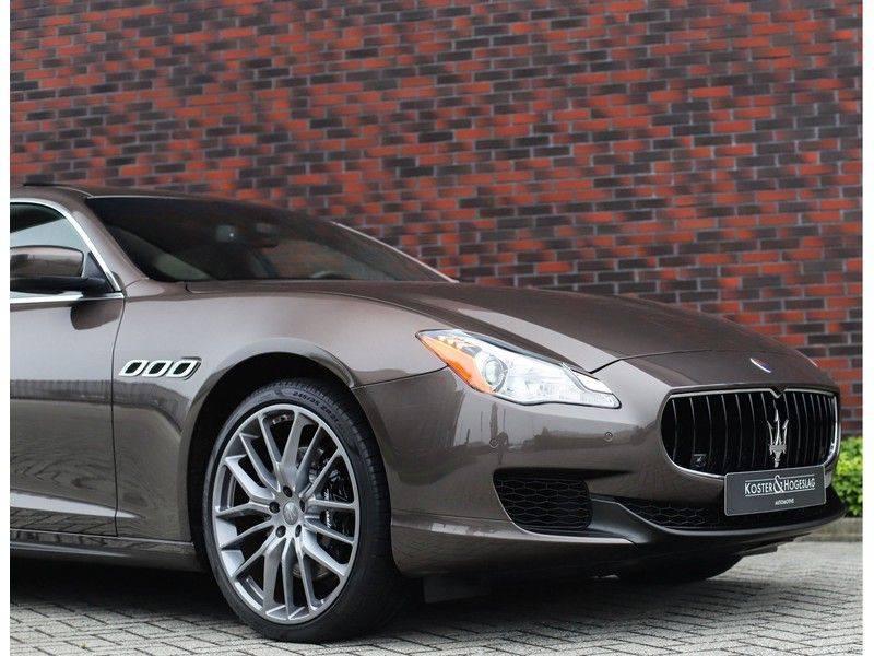 Maserati Quattroporte 3.0 S Q4 *BTW*Schuifdak*Camera*1e eig* afbeelding 13