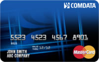 Comdata mastercard card