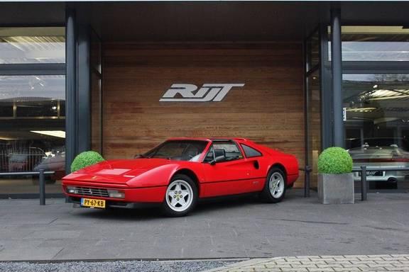 Ferrari 328 GTS Quattrovalvone 3.2 V8 270pk NL Auto