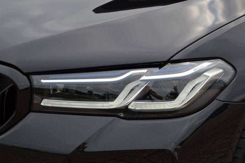 "BMW 5 Serie Touring 530d 286pk M-Sport Pano DA+ PA+ Laser 21"" Adp-drive HUD afbeelding 18"