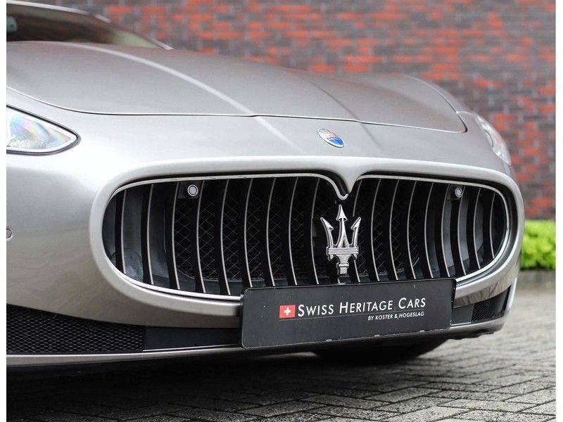 Maserati GranTurismo 4.7 S *Dealer onderhouden*Memory*Vol!* afbeelding 3
