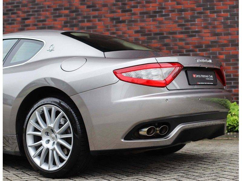 Maserati GranTurismo 4.7 S *Dealer onderhouden*Memory*Vol!* afbeelding 20