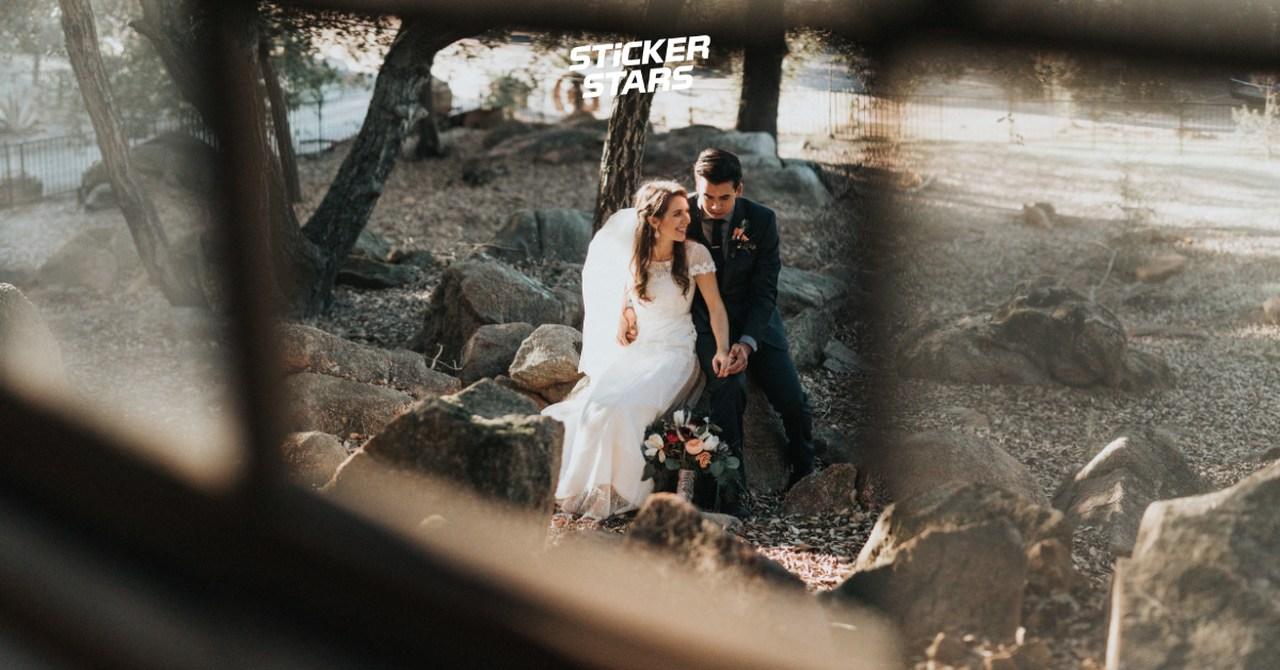 Hochzeitsfoto Ideen: Unbeobachtete Momente nutzen