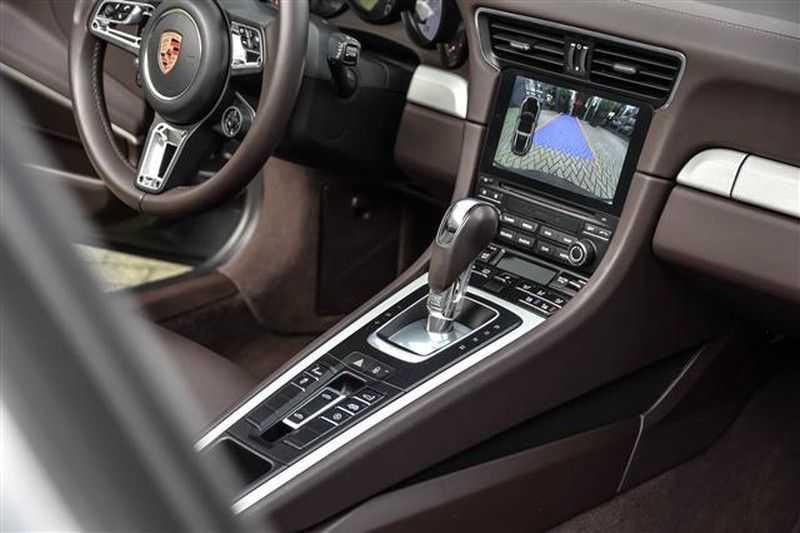 Porsche 911 TARGA 4S SPORT CHRONO+4WSTURING NP.201K afbeelding 13