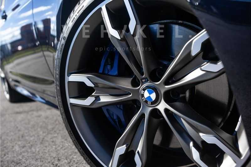 BMW 5 Serie M550i xDrive High Executive // BTW-auto // First owner afbeelding 7