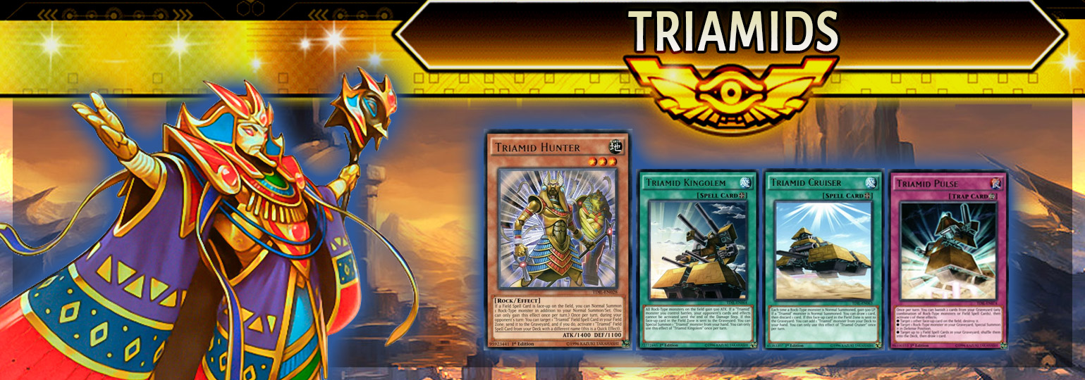Triamid Breakdown | YuGiOh! Duel Links Meta