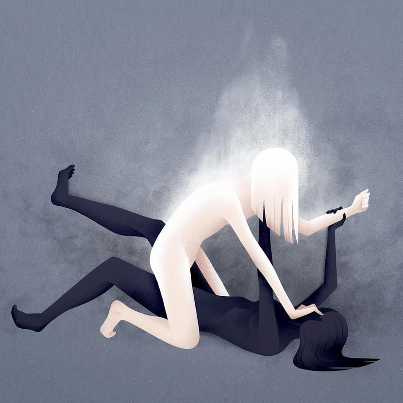 Иллюстрация: Julie Hoyas