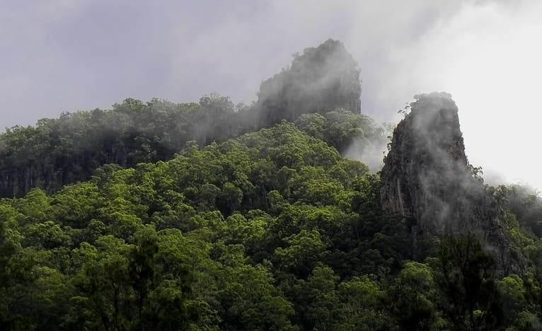 Misty Nimbin, Australia's Natural Rock Formation