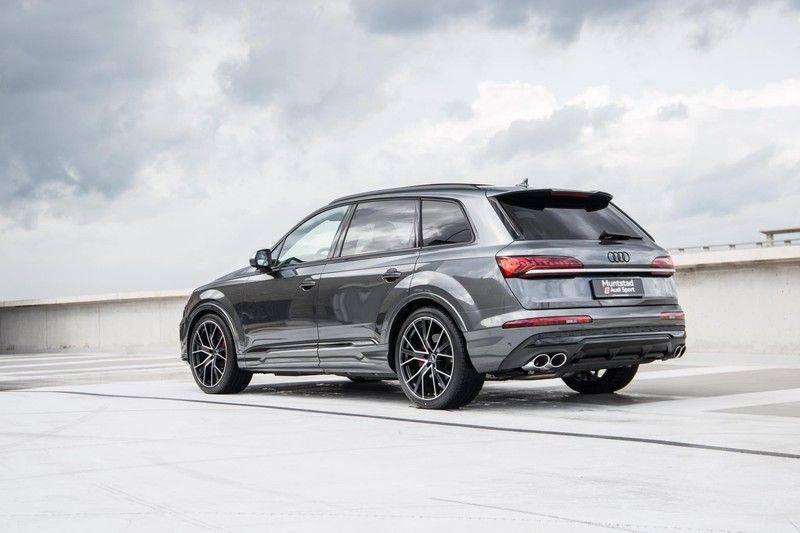 Audi SQ7 4.0 TFSI SQ7 quattro 7p 507PK | S-Line | Pano.Dak | 360 Camera | B&O Sound | Keyless-Entry | S-Sportstoelen | Assistentie Tour-City-Parking | 7 Persoons afbeelding 10