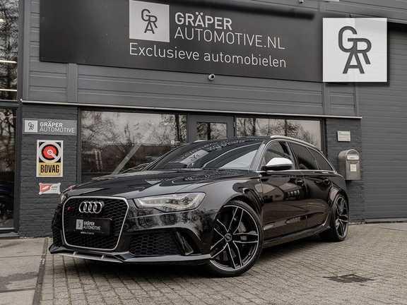 Audi RS6 Avant 4.0 TFSI RS6 QUATTRO | KERAMISCH | Pro Line Plus