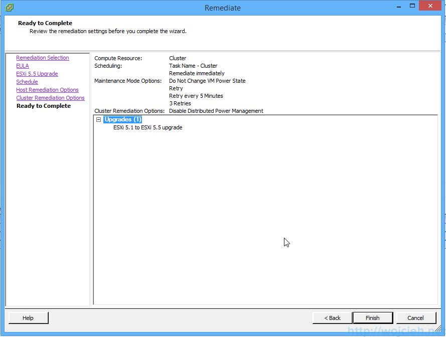 ESXi update - vSphere Update Manager 12