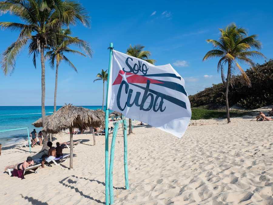 Don Pepe Beach 40 min from Havana