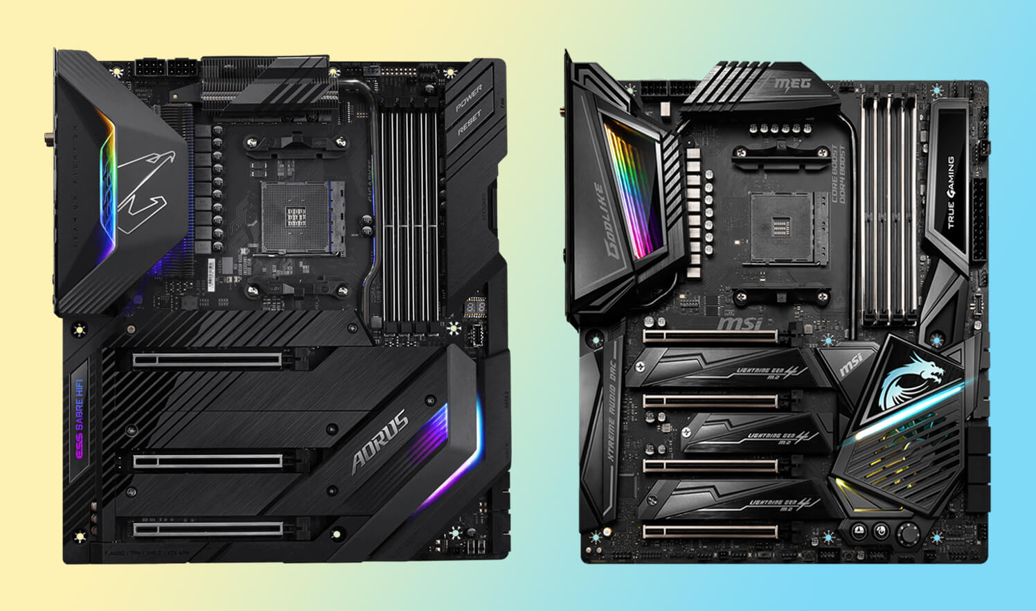 Best Motherboards for RX 6800