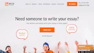 writemyessayz.com main page