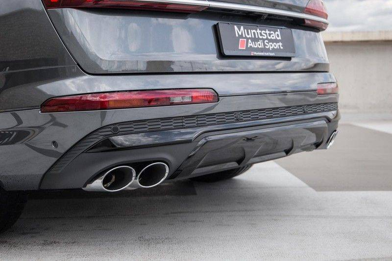 Audi SQ7 4.0 TFSI SQ7 quattro 7p 507PK | S-Line | Pano.Dak | 360 Camera | B&O Sound | Keyless-Entry | S-Sportstoelen | Assistentie Tour-City-Parking | 7 Persoons afbeelding 17