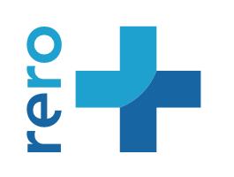 New RERO+ foundation logo.