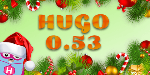 Featured Image for Hugo Christmas Edition