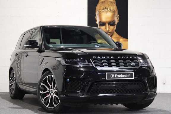 Land Rover Range Rover Sport P400e HSE Dynamic Pan.dak, Ad.CC, Cold clim.