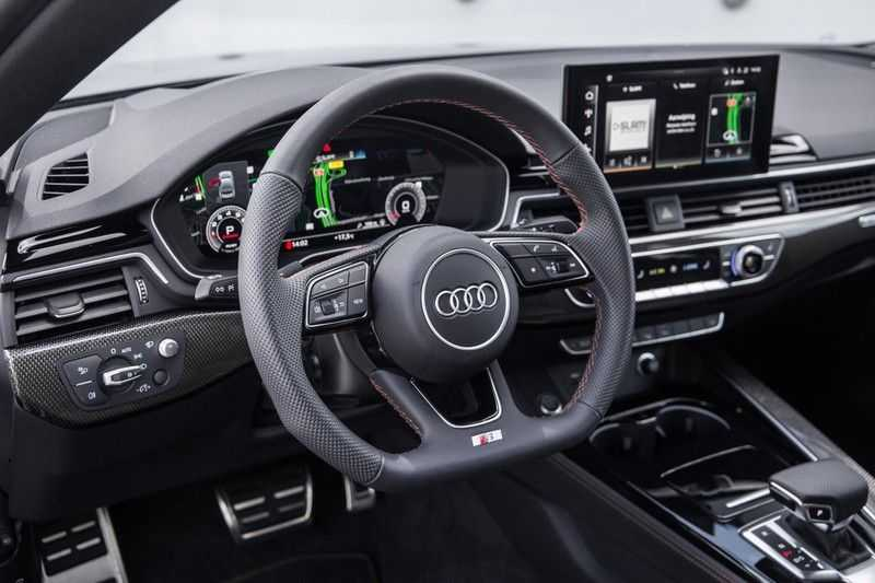 Audi A5 Coupé 45 TFSI quattro S edition Edition One   2 x S-Line   Navigatie   360 Camera  Head-Up Display   Leder/carbon interieur   Matrix LED   S-Sportstoelen   Garantie tot 10-2025* afbeelding 15